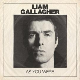 Liam Gallagher As You Were album 2017