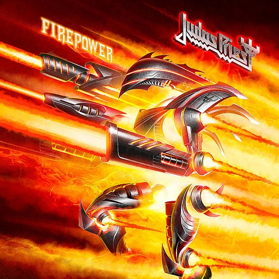 Judas priest Firepower album 2018