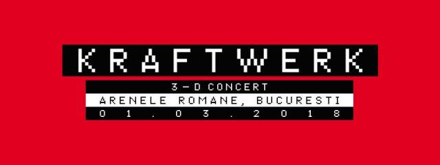 kraftwerk concert bucuresti