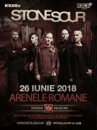 Stone Sour concert bucuresti