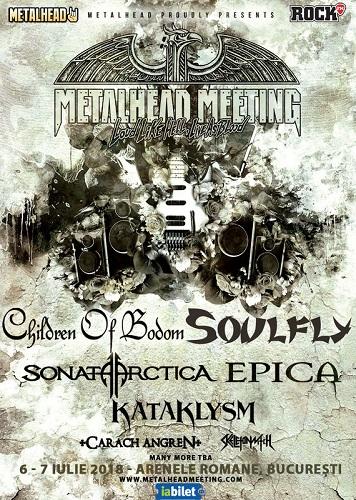 soulfly la metalhead meeting bucuresti 2018