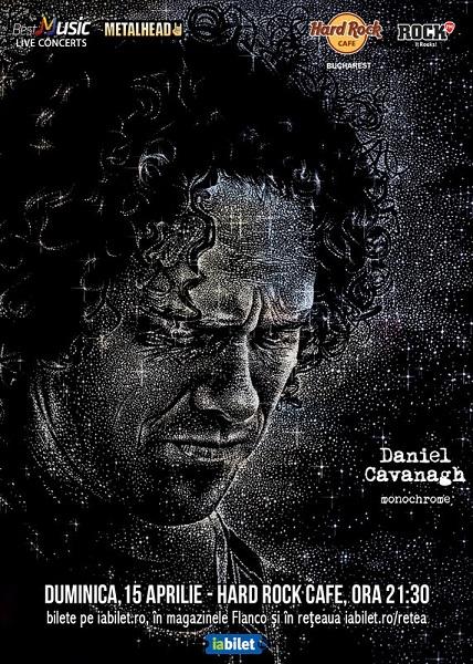 concert Daniel Cavanagh Romania