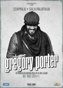 Gregory Porter concert Romania 2018