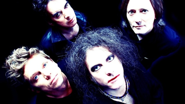 The Cure new music