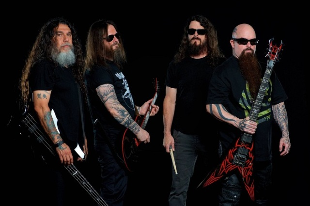 Slayer Farewell Tour 2018