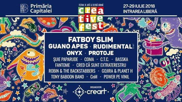 concerte Fatboy Slim Guano Apes bucuresti