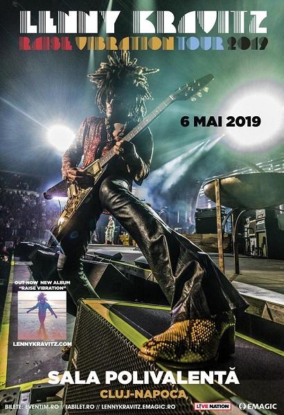 lenny kravitz concert cluj 2018