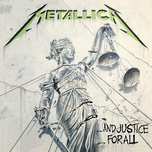 metallica and justice for all 1988