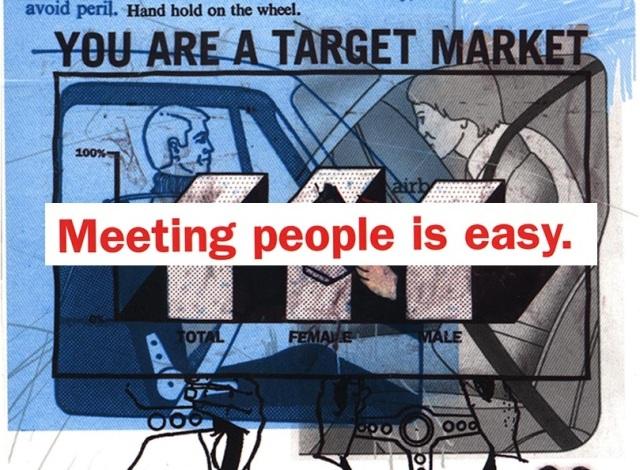 radiohead meeting people is easy