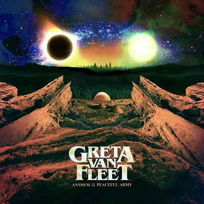 greta van fleet anthem of the peaceful army album 2018