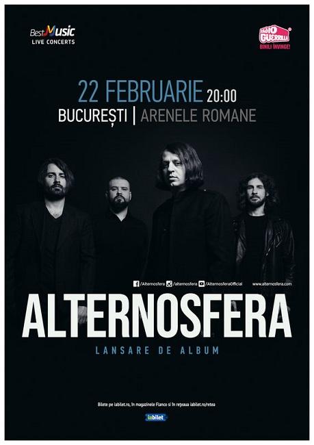 alternosfera concert bucuresti 2019