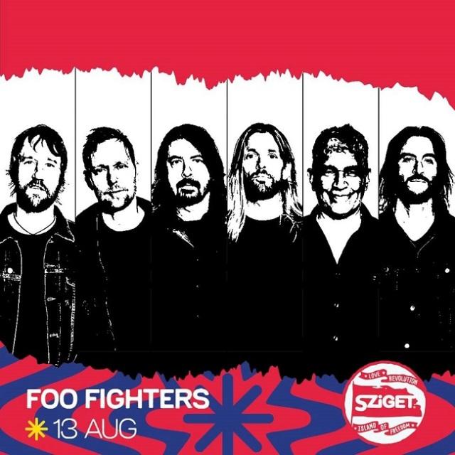 foo fighters sziget festival 2019