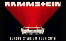 rammstein european tour 2019