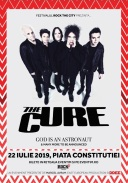 the cure concert bucuresti romania 2019