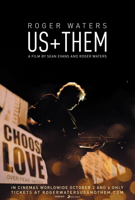 Roger Waters Us Them film concert
