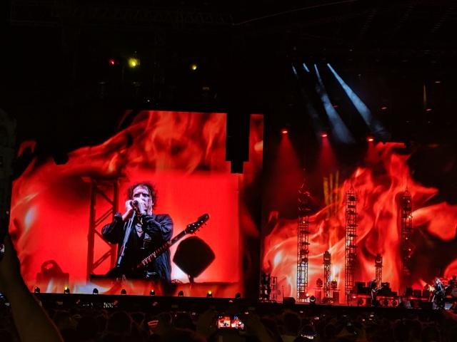 the cure concert bucuresti romania