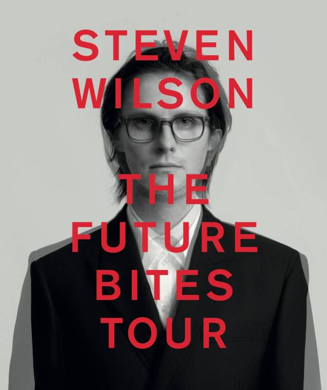 Steven Wilson The Future Bites Tour 2020